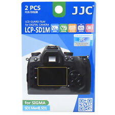 JJC LCP-SD1M LCD Film Camera Screen Display Protector for  SIGMA SD1 Merrill SD1