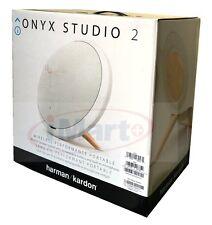 Harman Kardon Onyx Studio 2 Portable Speaker Wireless Bluetooth Audio System   W