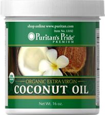 Puritan's Pride Coconut oil for the skin and hair - 7 fl. oz. - you'll love it