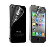 6x für iPhone 4 4S Schutzfolie MATT Display Schutz Folie Vorne Hinten Rückseite