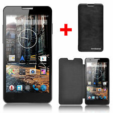 "5.0"" Zoll Touch SWEES 4GB Android 4.4 Quad Core Dual Sim 3G Smartphone Handy GPS"