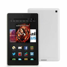 """New Kindle Fire HD 6 Tablet 6"""" HD Display Wi-Fi 16GB Quad-Core 1.5GHz White"""