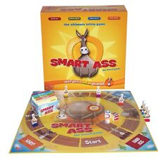 Smart Ass, Fun Family Kids Party Board Game