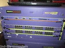 Extreme Networks Alpine 3804 5 Slot Switch INCL 1X SMMI 45014 + 2X FM-32T 45210