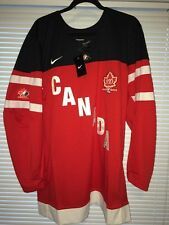 Nike IIHL Team Canada Size XL Hockey Jersey