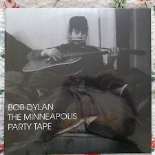 BOB DYLAN 2LP: THE MINNEAPOLIS PARTY TAPE (NEU)