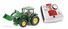 6777 John Deere 7R with front loader Remote Control 1:32 SIKU Control