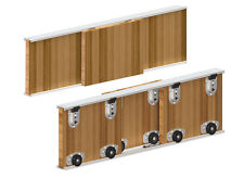 ARES 2 Sliding Door Gear System 70kg/2400mm (3 door)