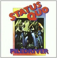 STATUS QUO - PILEDRIVER: CD ALBUM (2005 Remaster)
