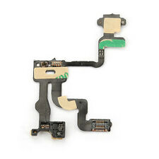 New Proximity Light Sensor Power Switch on off Button Flex Cable for iPhone 4S