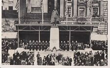 POLITICS: Unveiling of the Roosevelt Memorial in London April 1948 RP-TUCK