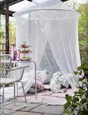 Ikea Bed Canopy Netting Net Flying Insects SOLIG Tent-NEW