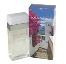 DOLCE & GABBANA LIGHT BLUE ESCAPE TO PANAREA POUR FEMME 100ml EDT Women's