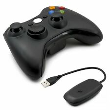 Wireless Remote Pad Game Controller für Xbox360 PC Windows 7 10 XP Gamepad