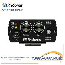PreSonus HP2 Personal Audio In Ear Monitor