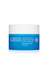 DEEP MOISTURE NIGHT CREAM LUMENE ARCTIC AQUA 50ml - Normal and Dry Skin