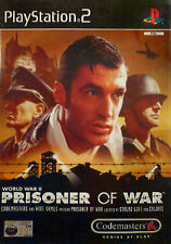 Prisoner of War (PS2), Good Condition PlayStation2, Playstation 2 Video Games