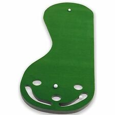 Practice Putting Green Par 3 Golf Mat Indoor Aid Equipment Grassroots