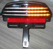 HARLEY DAVIDSON TRI BAR LED TAIL LIGHT/INDICATORS for DYNA FAT BOB