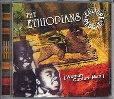 THE ETHIOPIANS - WOMAN CAPTURE MAN CD CULTURE PRESS