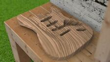 Strat Style BODY CNC g-code for 3axis machine