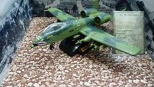 Motormax 1/72 A-10A Thunderbolt II Aircraft Diecast Model