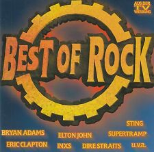 BEST OF ROCK / CD (POLYMEDIA 553 000-2) - TOP-ZUSTAND