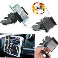 360° Auto KFZ CD Schlitz Schacht Handy Halter Halterung Für iPhone Samsung Usw.