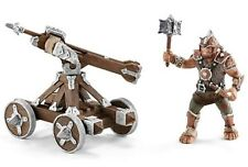Ballista with Weapon master Schleich 42101 New Knight Novelty 2014