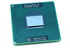 New Intel Core 2 Duo T9900 CPU 3.06GHz 6MB OEM SLGEE