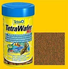 Tetra Wafer Mix 250ml Fischfutter Hauptfutter-Mix für Bodenfische und Krebse