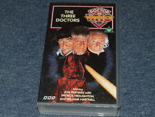 Doctor Who - THE THREE DOCTORS [VHS] [1991]