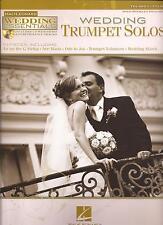 Trompete Piano Noten - WEDDING TRUMPET SOLOS - mit CD