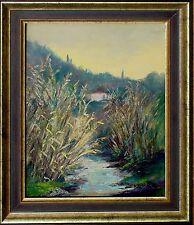 Franz. Impressionist, Siron Nelly, Landschaft bei Burgund, dat. 1980 xxxxxxxxxxx