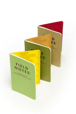 Field Notes Shenendoah Kraft Paper 3-Pack