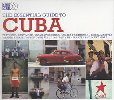 [NEW] 3CD: THE ESSENTIAL GUIDE TO CUBA