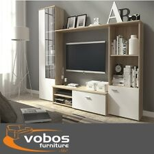 Modern Living Room Furniture Set TV Unit Cabinet Stand Wall Display Cupboard NEW