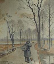 Willy Stieborsky - Soldat am Heimweg