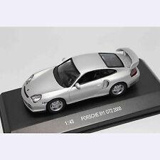 1:43 Car Model 80024 PORSCHE 911 GT2 2000 - SILVER