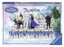 NEU Kinder Ravensburger Kinderspiel Disney Frozen Junior Labyrinth Motorik Spiel