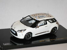 IXO Citroen DS3 Kenzo 2010 in White 1/43rd Scale