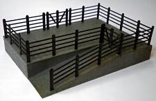 Ancorton Models Cattle Dock - Laser Cut Wood Kit OO Gauge - 95839