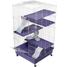 """Kaytee Ferret Cage - Pet Cage - Multi Level Home for Ferrets - 24 x 24 x 41"""""""