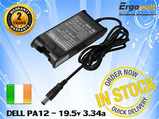 For Dell Latitude 65W Laptop Charger Adapter PA12 19.5v 3.34a Adaptor Power Unit
