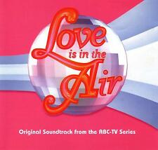 LOVE IS IN THE AIR-SOUNDTRACK FROM THE ABC TV SERIES /VARIOUS ARTISTS - 2 CD SET