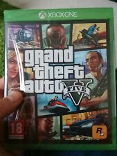 Xbox One Grand Theft Auto 5 (GTA V) Brand New SEALED