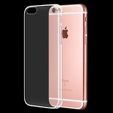 New! Shockproof 360° TPU Clear Case Cover & Screen Protector For Apple iPhone 6S
