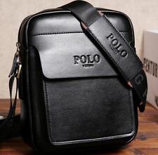 Men Genuine leather Messenger Designer crossbody Shoulder Business travel Bag