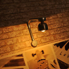 New Industrial Style Picture Wall Light Vintage Retro Lighting works with led