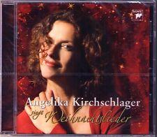 Angelika KIRCHSCHLAGER Weihnachtslieder O Holy Night Stille Nacht Weihnachten CD